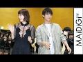中川大志&飯豊まりえ、女子高をサプライズ訪問!230人が大歓声 映画「きょうのキラ君」イベント1