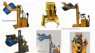 Material Handling Equipment By Hercules Barrel Handling Solutions, Vadodara