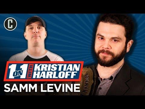 Samm Levine Interview - 1 on 1 with Kristian Harloff