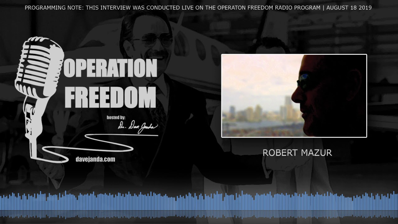 Former Undercover DEA Agent Robert Mazur Dissects The Drug Cartels