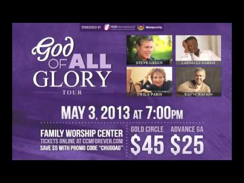 CCM Forever - the God Of All Glory concert tour