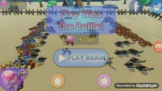 Epic Battle Simulator # Online Mod New UPDATE # GUARD And FIRE DRAGON