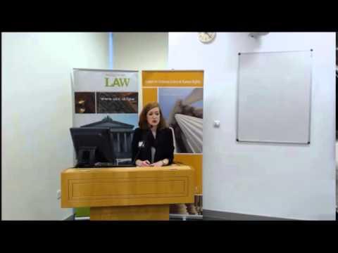 Changing Mindsets, Changing Minds - Julia Kenny NIACRO