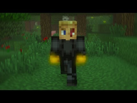 Dual Wielding Lighting Bolts In Hypixel UHC