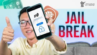 Jailbreak iOS 12.4 cho iPhone X, 8 Plus tới iPhone 5s