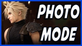 Why Final Fantasy 7 Remake Should Include Photo Mode