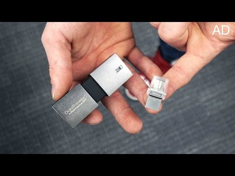 The FUTURE of USB Storage!!