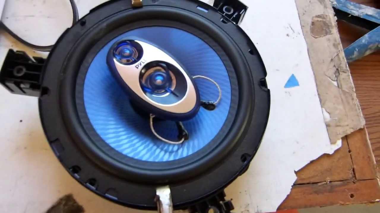 2001 dodge dakota speaker replacement [ 1280 x 720 Pixel ]