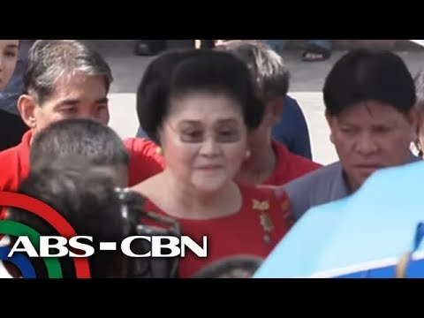 Imelda Marcos 'guilty' sa kasong graft