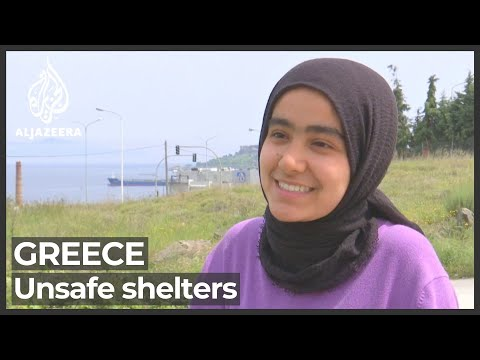 Greek new shelter is unsafe, lacks amenities: Activists