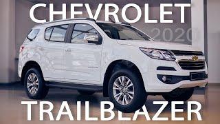 Chevrolet TrailBlazer 2020: Сравнил новый Шевроле Трейлблейзер с Митсубиси Паджеро Спорт 3
