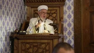 Hacı Bayram Sohbetleri (30.12.2017) Prof.Dr.M. Cevat AKŞİT Hocaefendi