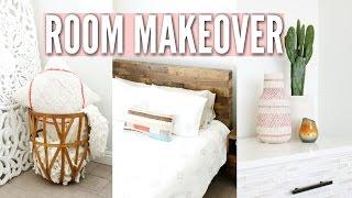 ROOM MAKEOVER | Minimal & Tumblr ROOM TOUR