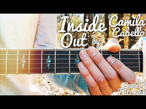 Inside Out piano chords - Camila Cabello - Khmer Chords