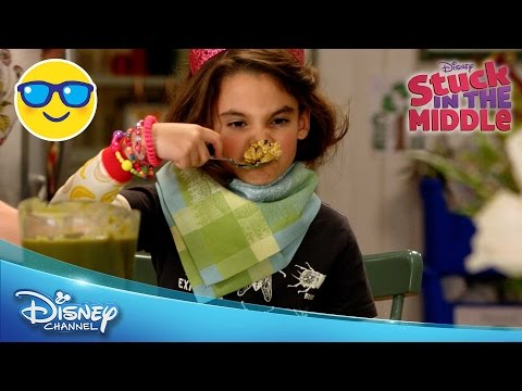 Stuck in the Middle | Health Craze | Official Disney Channel UK