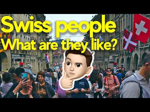 What are Swiss people like? Living in Geneva, Switzerland
