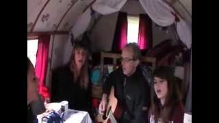 The Grall Family From Brittany/france For Gypsy Wagon Tv