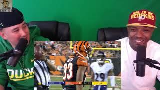 Ravens vs Bengals | Reaction | NFL Week 2 Game Highlights