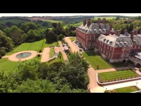 Bryanston from the Sky