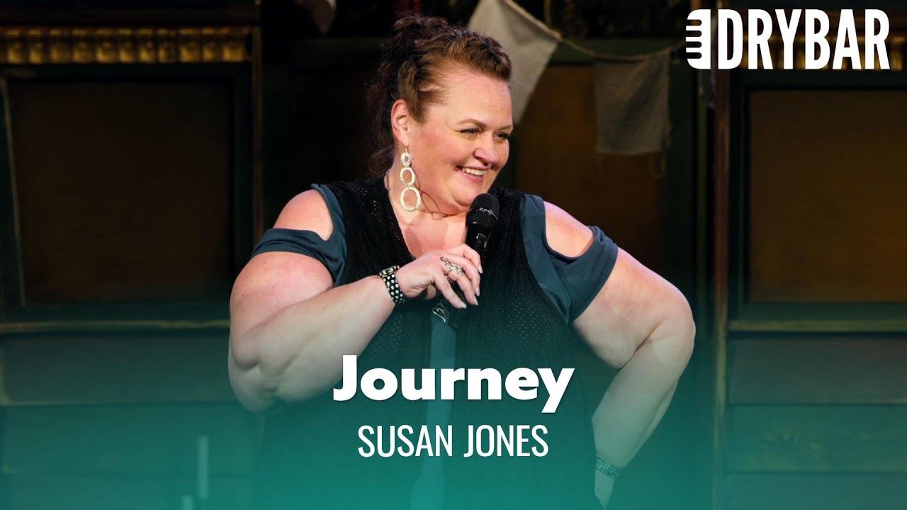 Weight loss Is A Journey. Susan Jones