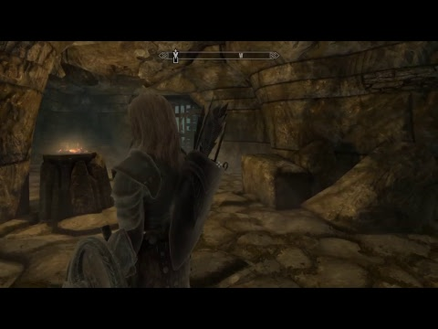 Skyrim Gormlaith Golden Hilt campaign  Solstheim Hunting the Ancient Priest