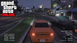 Mall or Nothing - GTA: Online Mission (HD)
