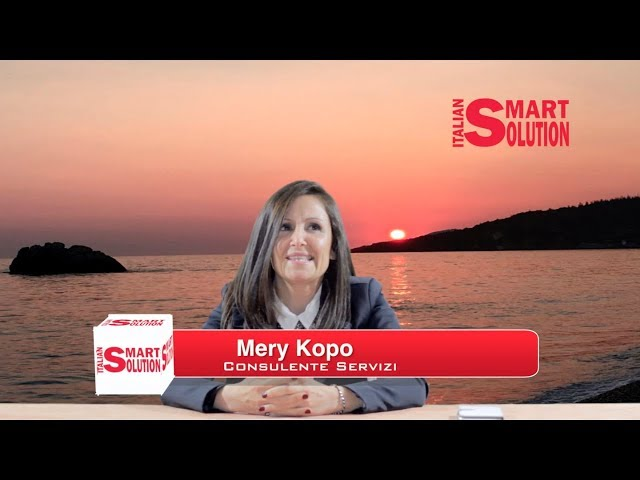 Intervista Mery Kopo, Italian Smart Solution.