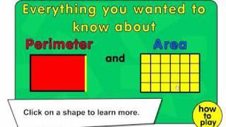 "Perimeter and Area ""Game"""