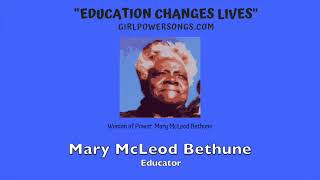 Mary McLeod Bethune Children's Music | GirlPowerSongs.com