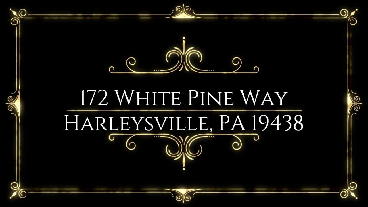 172 White Pine Way Harleysville, PA 19438