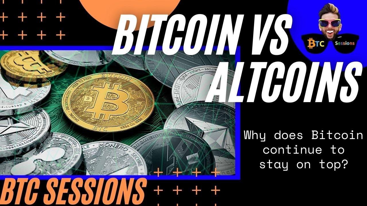 altcoin į bitcoin