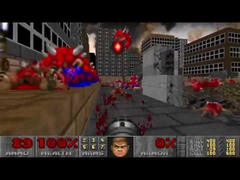 [Doom 2] Going Down - Map29: Demolition |