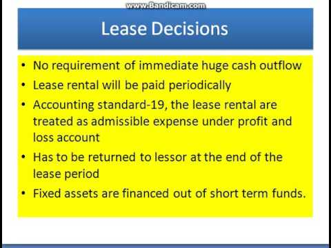 owning or leasing part 1