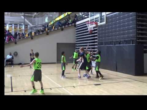 Game 2 Zero Gravity Southern Showdown AAU Tournament 4.16.16