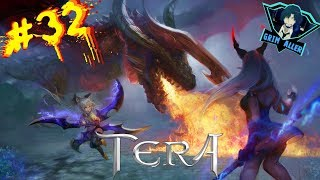 Tera Online - фармим данжики | Путь ярости | Выпуск 32 | #Stream #Tera #Games