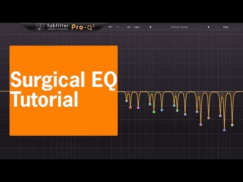 Removing Dissonant Frequencies with Surgical EQ | Local Dialect