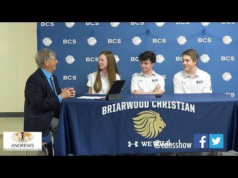 CASS - Briarwood Christian School Sports Talk