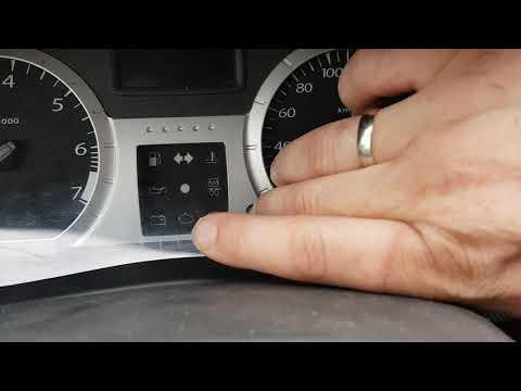 Разглючить указатель уровня топлива на ларгус.