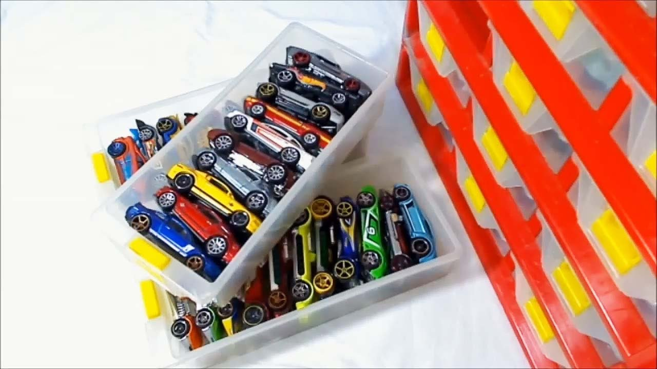 Die cast Cars Storage Update Solutions and Tips YouTube