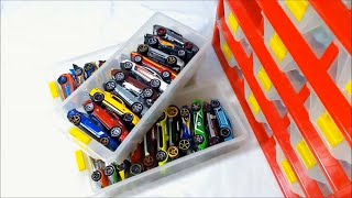Hot Wheels Cars Storage Update, Solutions And Ideas