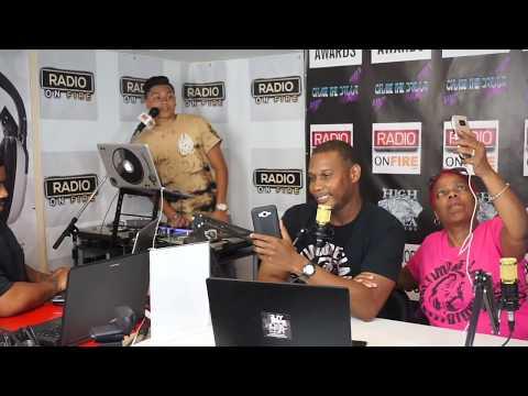 Oso Style Vlog #2 - Baltimore Flava Radio in Baltimore, Maryland