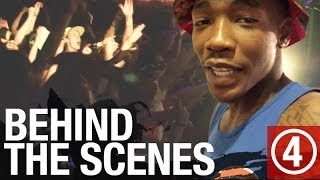 Dizzy Wright - Golden Age Tour (Behind The Scenes In Sacramento - Episode 4)