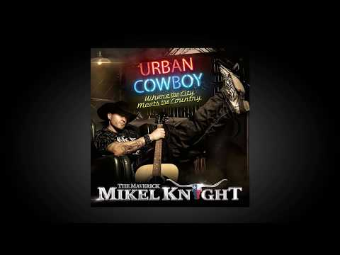 "Mikel Knight""WALK ALONE""[Urban Cowboy LP] Country rap, Urban Country"
