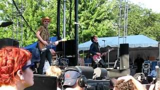 The Jon Spencer Blues Explosion - Very Rare / Sweat / Bellbottoms - Pitchfork 2010