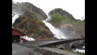 Путешествие по Норвегии в мае 2011
