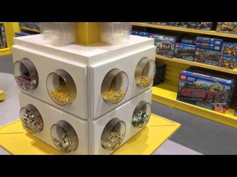Legoland Michigan gift shop