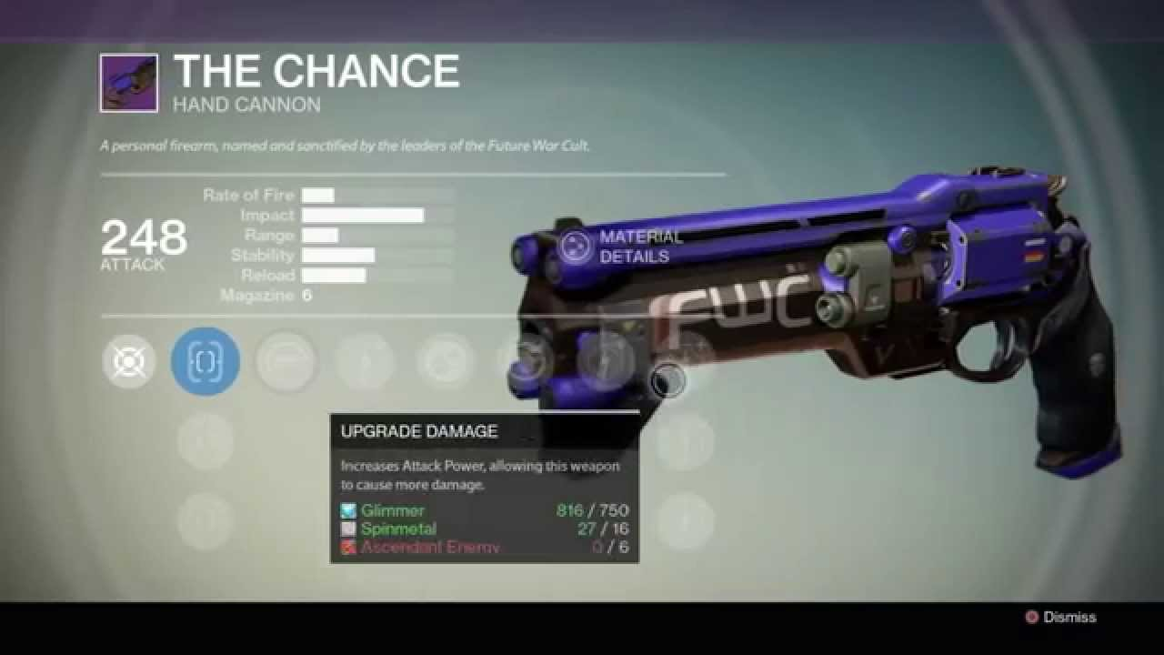 Destiny : Legendary Weapons And Armor Found in Vendors ...  Legendary