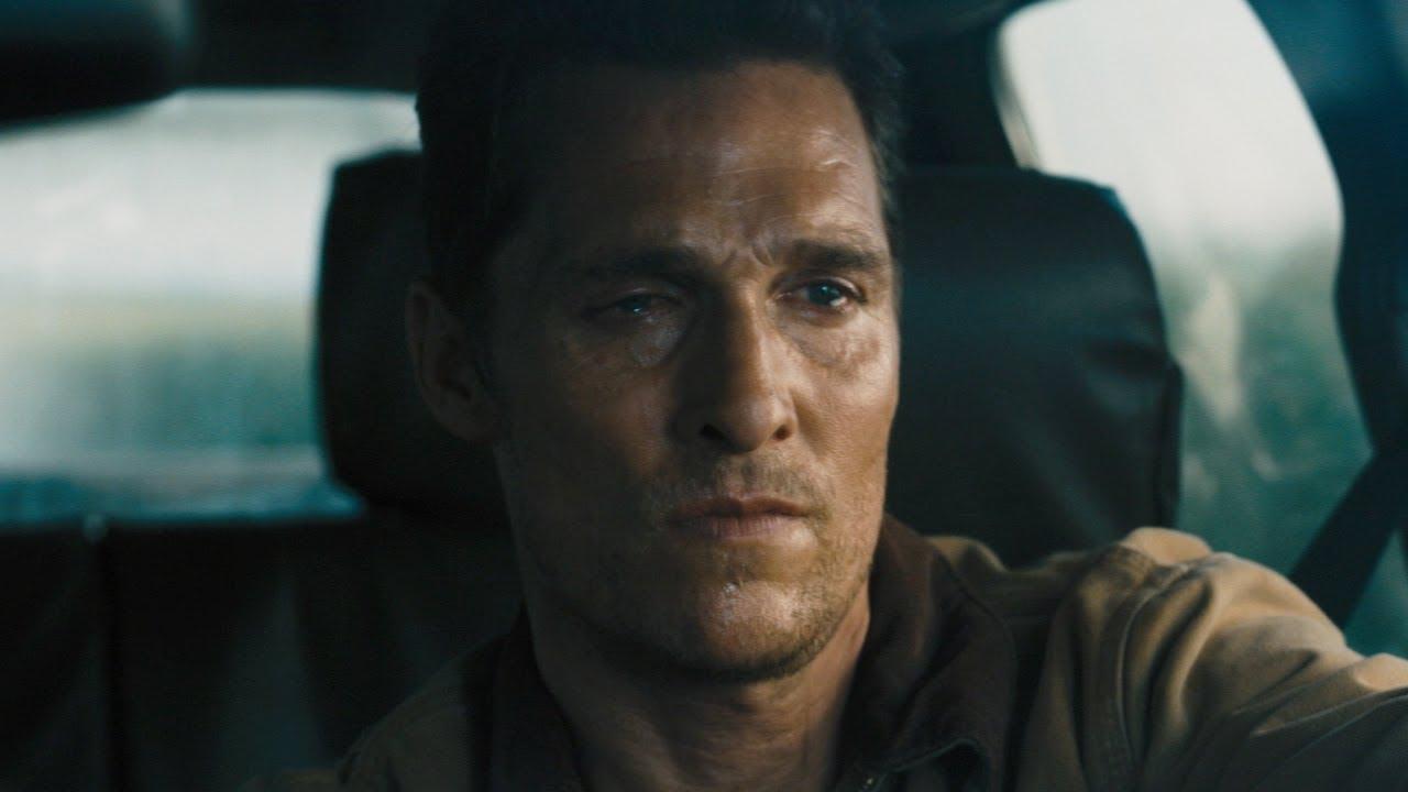Interstellar Trailer Official - Matthew McConaughey - YouTube