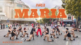 [KPOP IN PUBLIC CHALLENGE]Hwa Sa(화사) 'Maria(마리아)' Dance Cover By C.A.C from Vietnam