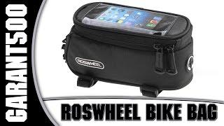 Велосумка на раму с доступом к смартфону! Посылка с Aliexpress!